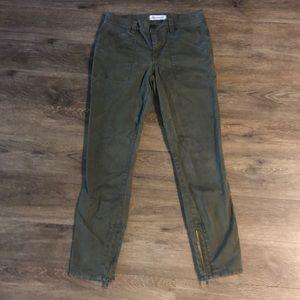Madewell | Green Pants
